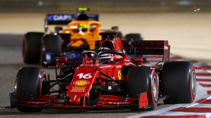 BusyFormula #021: Will the return of the prancing horse end in a 3rd place