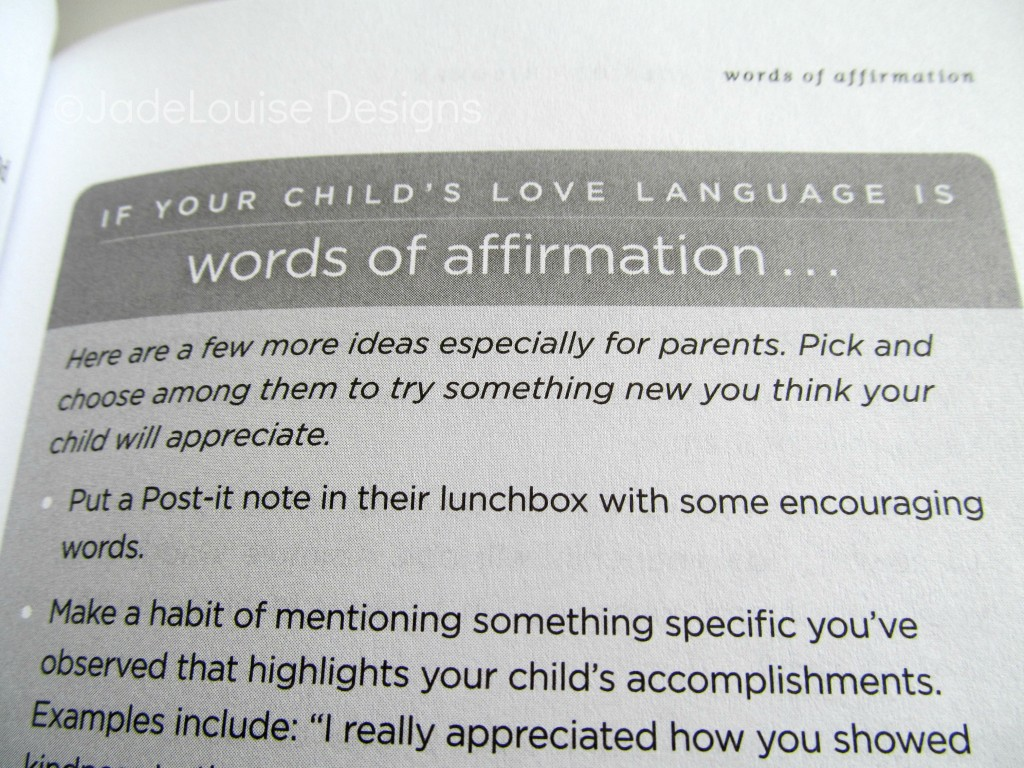 Five Love Languages Of Children Children Family Friendly Book Review Review