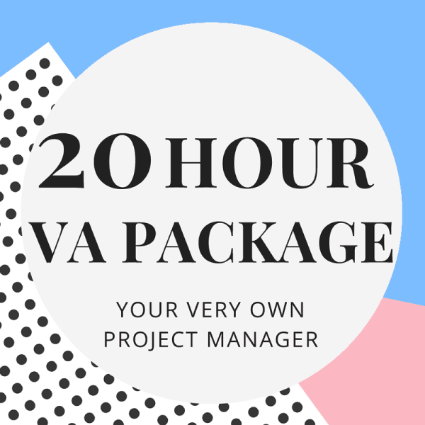 20-Hour VA Package