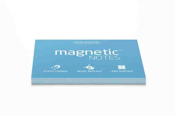 Magnetic Notes Blue