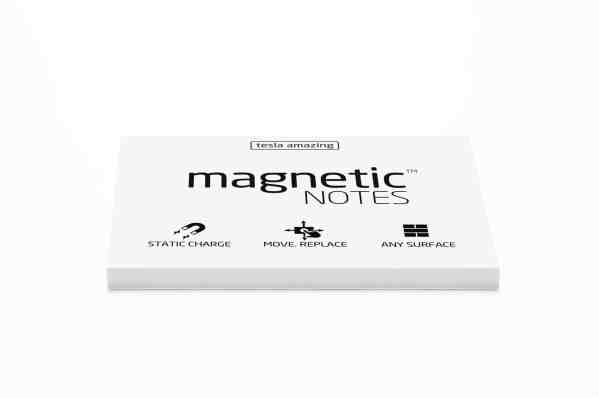 Magnetic Notes White