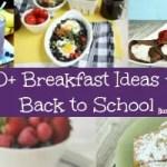 60+ Breakfast Ideas for the School Year / by Busy Mom's Helper #roundup #breakfast #quickbreakfast