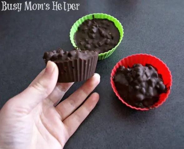 DIY Cocoa Melts/ by Busy Mom's Helper #hotcocoa #chocolate #giftidea