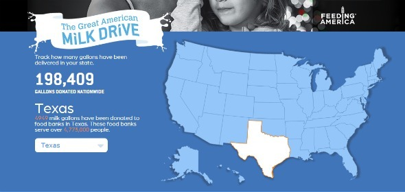 Help this Holiday with The Great American Milk Drive / by Busy Mom's Helper #MilkDrive #CG