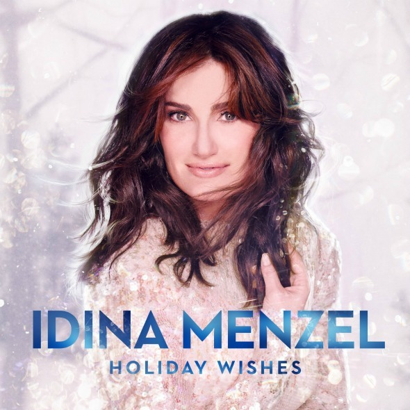 Idina Menzel Holiday Wishes / by Busy Mom's Helper #music #holidays #CD