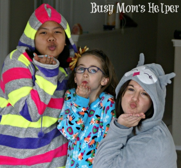 Get Ready to Show Your Joe! Joe Boxer Pajamas, that is! / by Busy Mom's Helper #ShowYourJoe #Sway #Ad #holidays
