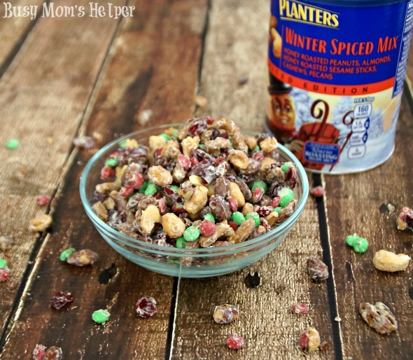 Cocoa Almond Cookies & Winter Spice Holiday Mix / by Busy Mom's Helper #GoNutsForNuts #Ad #Cookies #SnackMix