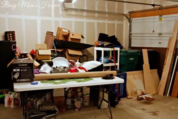 Budget Friendly Garage Organization / by Busy Mom's Helper