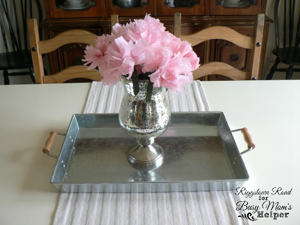 Paper Peonies by Riggstown Road for Busy Mom's Helper