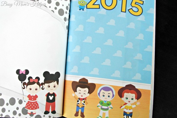 'Unofficial' Disneyland Activity Book / by Busy Mom's Helper