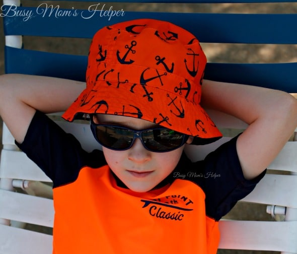 Summer Fun & Safety! AKA: Why I'm the Sunburn Police / by Busy Mom's Helper #BBBestSummerEver #ad