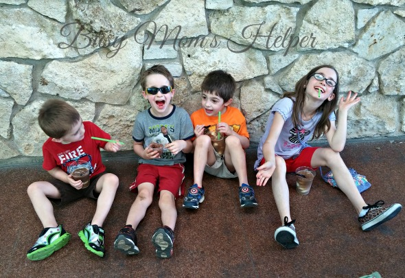 No More Missed Moments: Our Trip to the Zoo / Busy Mom's Helper #Dramamine #CG #ad