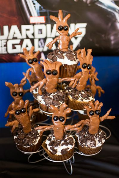 Guardians of the Galaxy Party Ideas / by The Nerd's Wife / Round up by Busy Mom's Helper