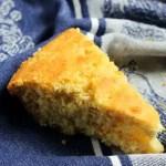 Gluten-Free Cornbread l Steph in Thyme for Busy Mom's Helper