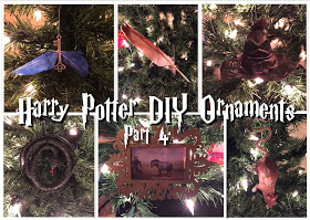 Harry Potter DIY Ornaments / by Easy as DIY / Round up by Busy Mom's Helper