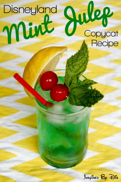 Mint Julep Copycat Recipe / by Inspired by Dis / Round up by Busy Mom's Helper