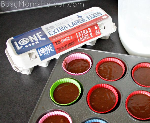 Dr Pepper Donut Muffins / by Busy Mom's Helper #LonestarEggs #ad