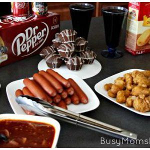 4 Amazing Dr Pepper Recipes for Game Day / by Busy Mom's Helper #ad