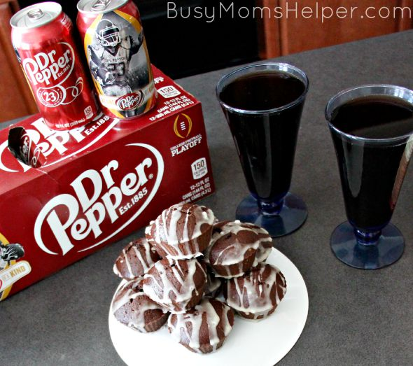 Creamy Dr Pepper Mocktail / by Busy Mom's Helper