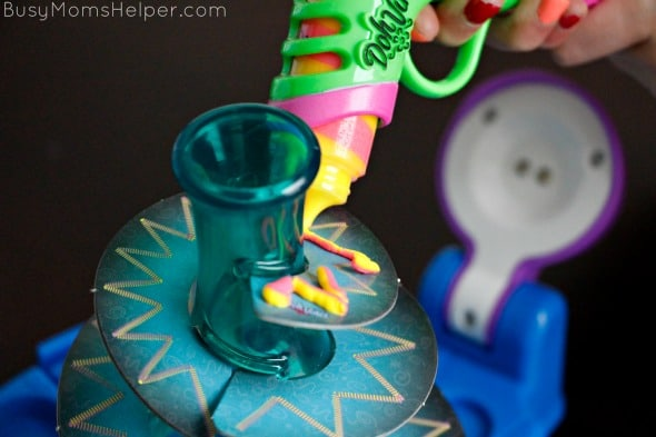 DohVinci Spotlight Spin Studio & Giveaway / by BusyMomsHelper.com #ad