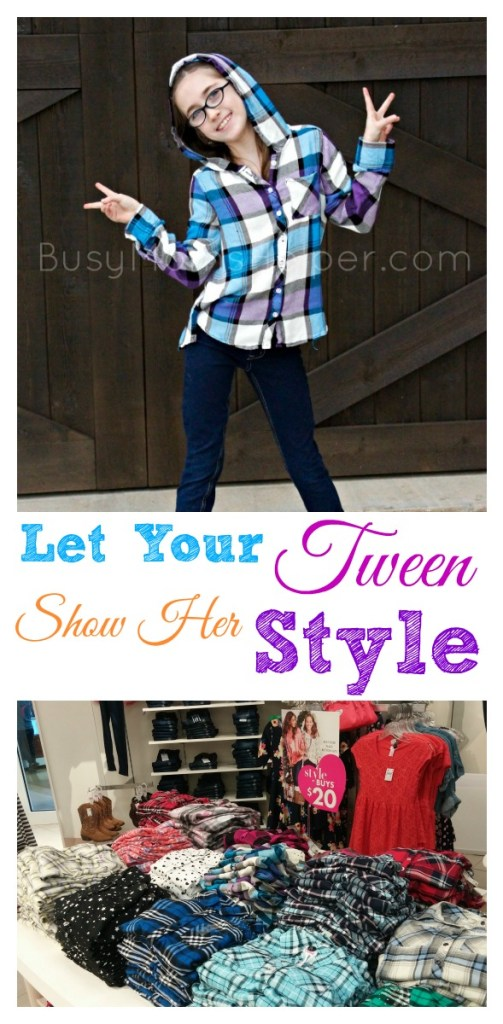 Let Your Tween Show Her Style / by BusyMomsHelper.com #JusticeWishes #JusticeHoliday #ad