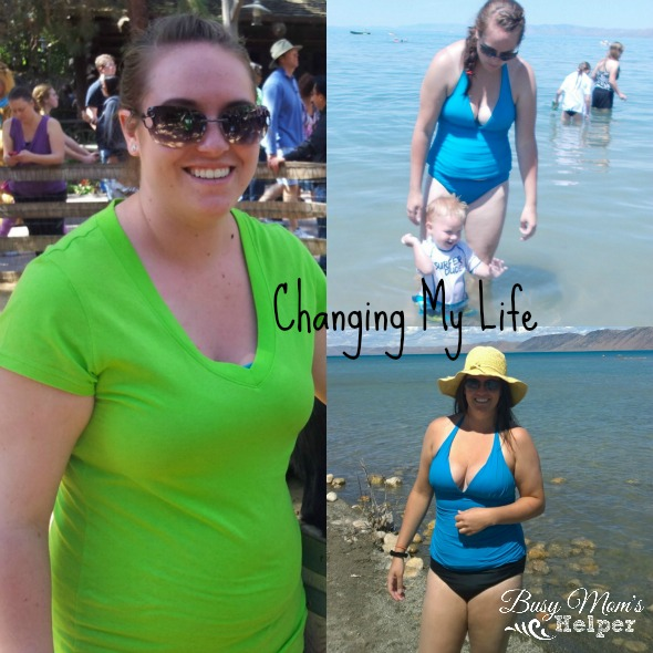 Changing My Life by Nikki Christiansen for Busy Mom's Helper