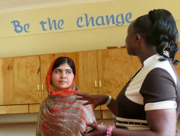 He Named Me Malala: An Intimate Look into the life of the youngest nobel peace prize winner / movie review from BusyMomsHelper.com