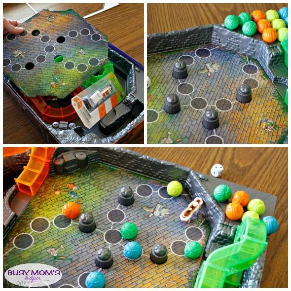 Buggaloop: Fun Family Game for all Ages using a Hexbug / review by BusyMomsHelper.com #ad
