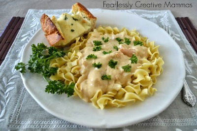 Parmesan Cream Cheese Chicken
