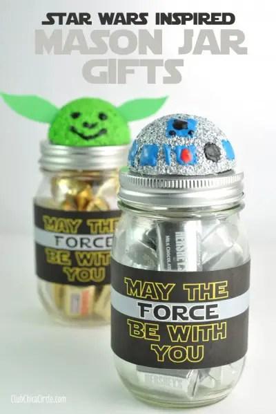 R2D2-and-Yoda-Mason-Jar-craft-idea-@clubchicacircle