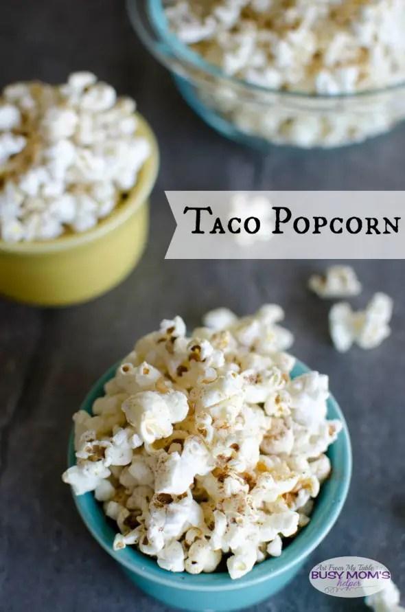 taco popcorn