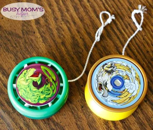 BLAZING TEAM Yo-Yo Skill Training / by BusyMomsHelper.com / great way to learn yo-yo tricks! #ad #BlazingTeam