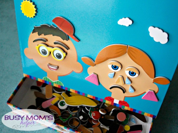 Teach Kids About Emotions and Moods / review by BusyMomsHelper.com #ad