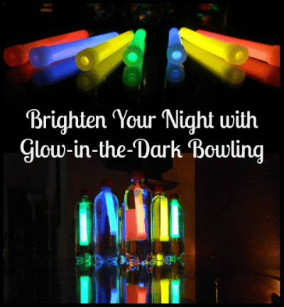 Indoor Bowling Collage with Text