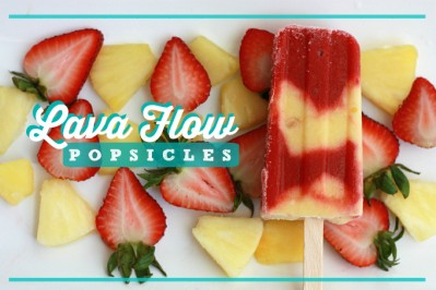 lava flow Cool Summer Snacks