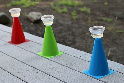 water play target practice