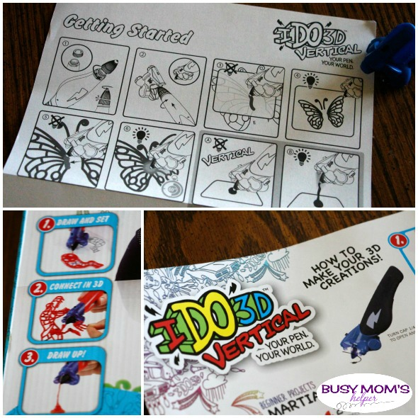 I Do 3D: Easy 3D Drawing for Kids! #ad #3DPen #FunWith3D