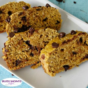 Tried & True Recipes: Pumpkin Banana Chocolate Chip Bread