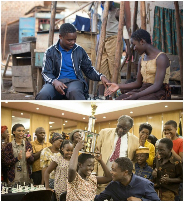 Disney's Queen of Katwe is Inspiring - a truly great movie! #ad #queenofkatwe