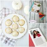 Caramel Frosted Pumpkin Cookies & IHeartNaptime Cookbook #naptimecookbook #sponsored