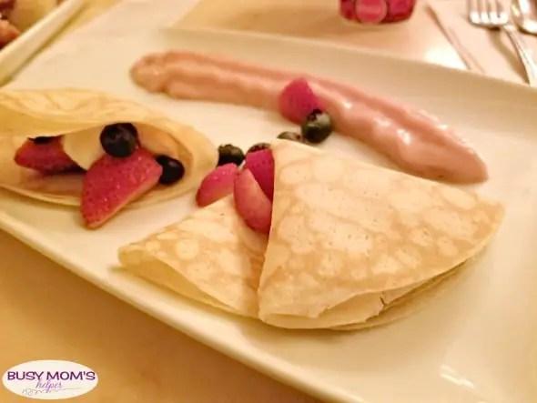 Walt Disney World Be Our Guest Restaurant Breakfast #beourguest #waltdisneyworld #disneydining