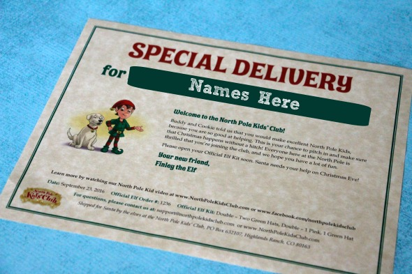 North Pole Kids Club: Junior Elves Needed! #ad