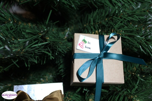 Printable holiday gift tags   One Mama's Daily Drama for Busy Mom's Helper