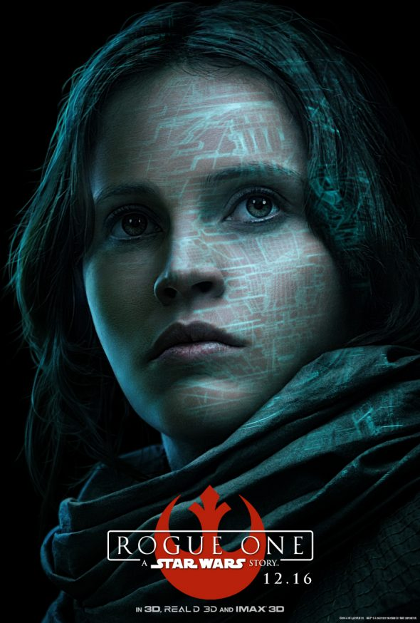 Rogue One: A Perfect Piece in the Star Wars Universe #RogueOne