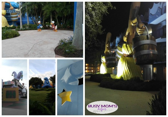 Walt Disney World All-Star Movies Resort Review