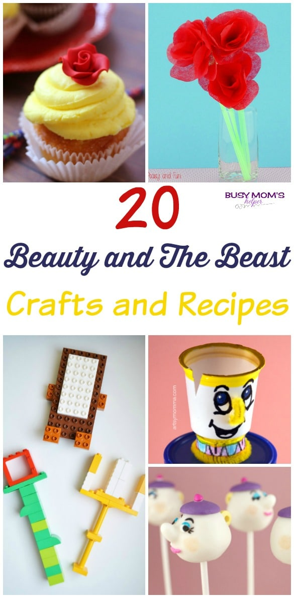 20 Beauty & The Beast Ideas