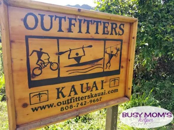 Ziplining in Hawaii with Outfitters Kaua'i #Ad #KauaiDiscovery