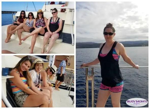 Catamaran Sail on Kauaii, Hawaii with Capt. Andy's Sailing Adventures #ad #KauaiDiscovery