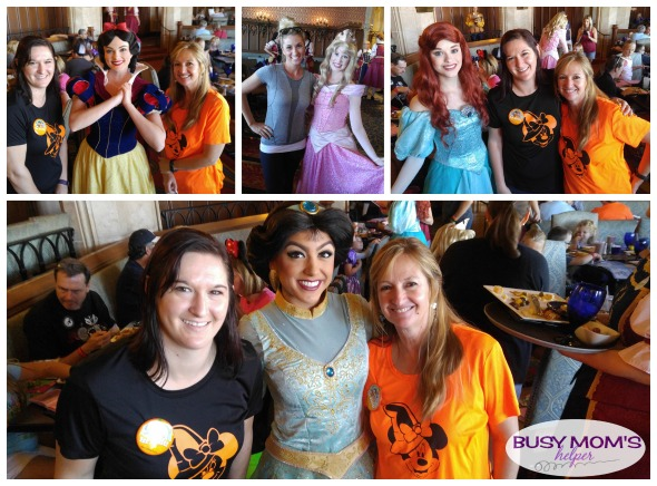 Cinderella's Royal Table Lunch at Magic Kingdom / a great Disney meal option!