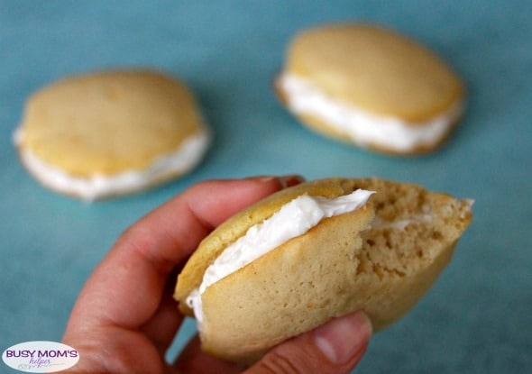 Marshmallow Whoopie Pies #ad #postcerealcreations